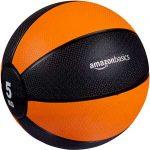 Balón medicinal de 5 kilos Amazon Basics